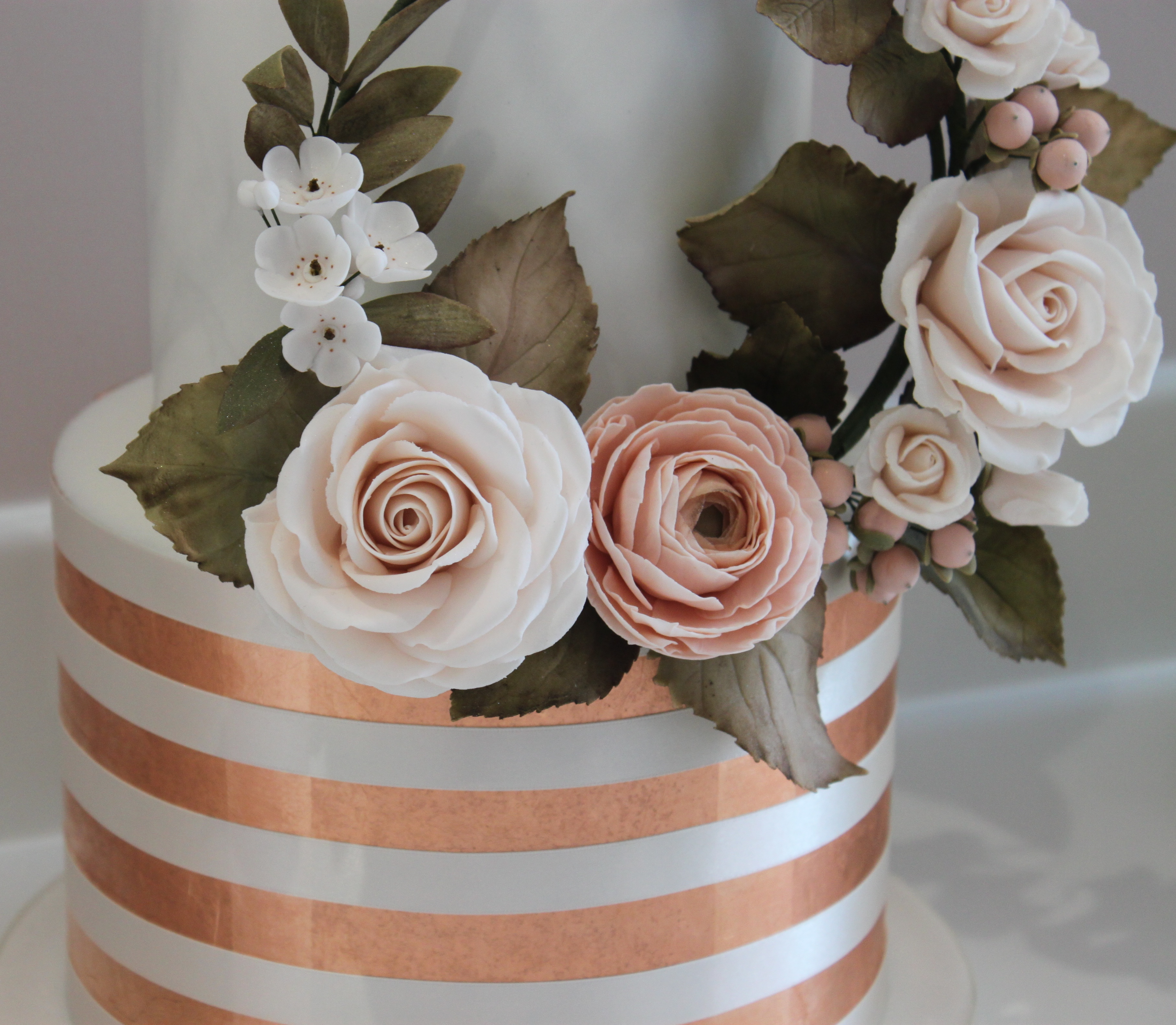 Fondant Cake Design